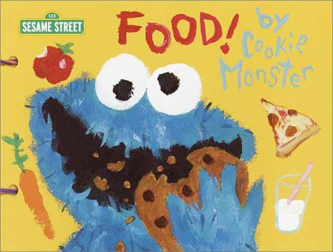 Download Food! by Cookie Monster (SesaME Books) pdf
