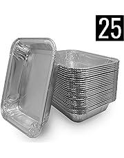 Mama Tura Bandejas, Apto para Todos los Napoleon Grills | High Quality de Aluminio Bandejas, Parrilla Cuencos