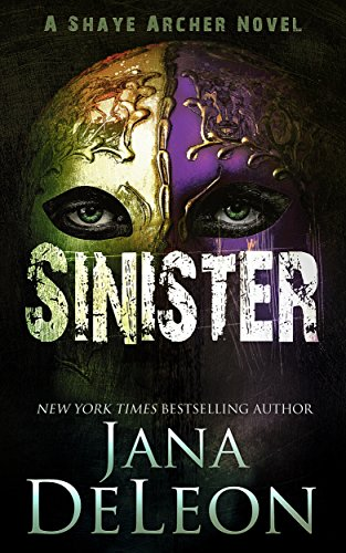 book cover of Sinister
