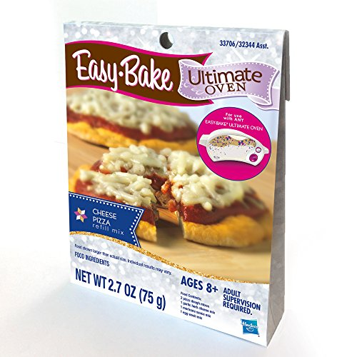 Easy Bake Ultimate Oven Cheese Pizza Refill Pack New Ebay