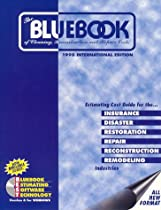 The Bluebook of Cleaning, Reconstruction and Repair Costs, 1998