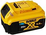 DEWALT DCB205BT 20V MAX 5.0Ah Bluetooth Battery