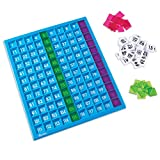 Learning Resources 120 Number Board, Tray