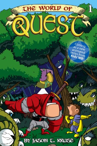The World of Quest, Vol. 1 (v. 1) ebook