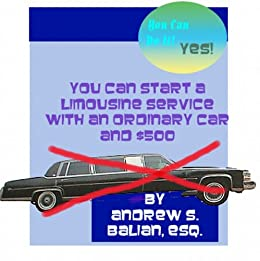 You Can Start A Limousine Service With An Ordinary Car And $500