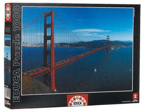 Educa Borrás piezas 1000 Golden Gate 13030