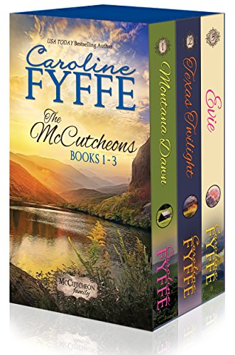 McCutcheon Family Series Boxed Set Books 1-3 (McCutcheon Family Series)