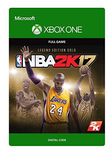 NBA 2K17 - Legends Gold - Xbox One Digital Code by 2K Games