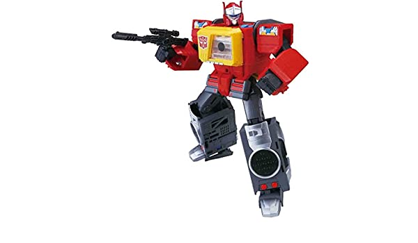 Takara Tomy Transformers Legends LG-27 Blaster BROADCAST ACTION FIGURE LG27