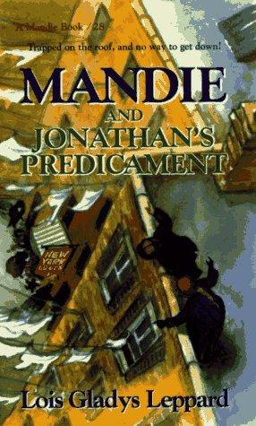 Mandie and Jonathan's Predicament (Mandie #28) by Leppard, Lois
