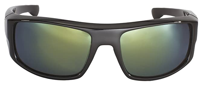 867f1e27f1 Amazon.com  Deep-V Green Mirror Polarized Sunglasses by SEATEK ...