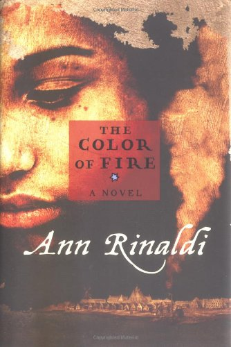 The Color of Fire (Of Color Fire The)