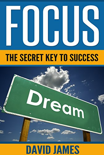 Focus Success excellence focused concentration ebook product image