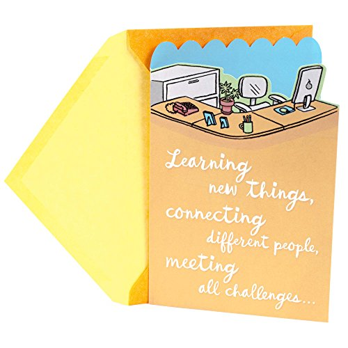 Hallmark Administrative Professionals Day Greeting Card (Meeting All Challenges)