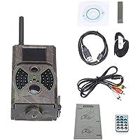 Molie HC-300M Digital Hunting Trail Camera Video Scouting Infrared HD 12MP MMS GPRS