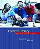Content Literacy, Elizabeth G. Sturtevant and Wayne M. Linek, 0135266912