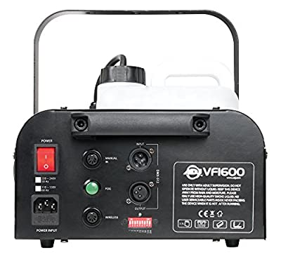 ADJ Products VF1600 1500-Watt Mobile Fog Machine by ADJ Products