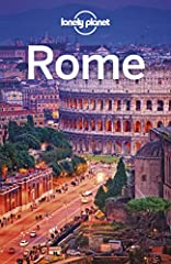 Lonely Planet: The world's number one travel guide publisher*  Lonely Planet's Rome is your passport to the most relevant, up-to-date advice on what to see and skip, and what hidden discoveries await you. Gaze at some of Rome's most spectacul...