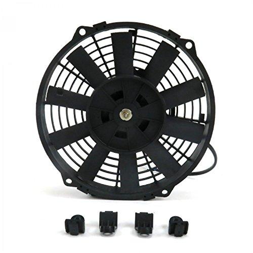 Zirgo 10213 8″ 605 fCFM High Performance Blu Cooling Fan