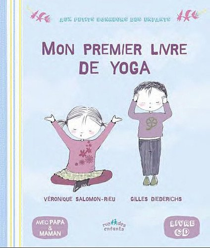 Telecharger Mon Premier Livre De Yoga 1cd Audio Pdf Gilles