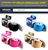 Premium Kinesiology Sports Physiotherapy Uncut Tape