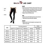 BALEAF Women's Thermal Fleece Running Pants Cycling
