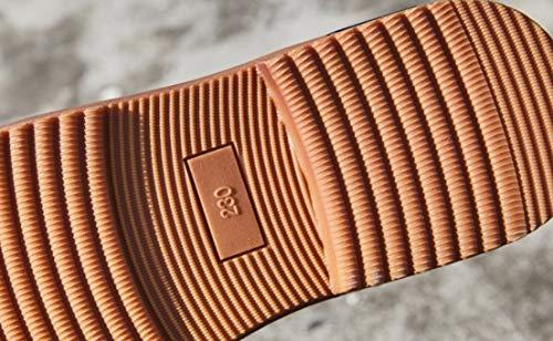 Bottes Nues Cuir Bottes Air Marron et Bottes Femmes Martens pour d'orteil Force Mode Dames pour Bottillons LIANGXIE Bottes de Martin en Vintage Spq8RZwR