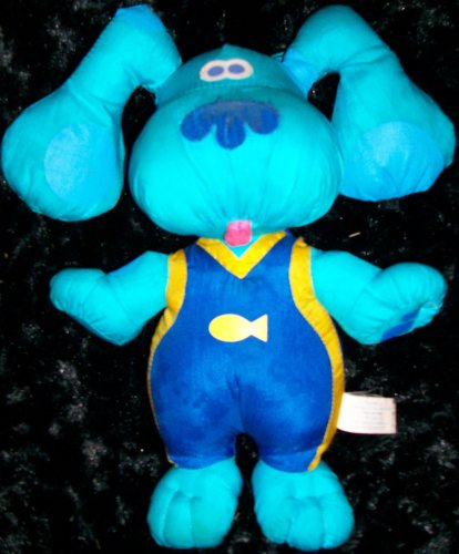 [Beach Party Bath Time Blue's Clues Plush Doll Toy] (Blues Clues Costumes Toddler)