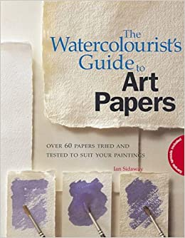 Book The Watercolourist's Guide to Art Papers