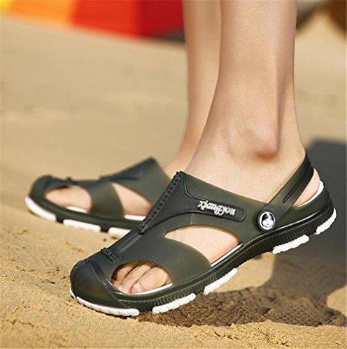 da Summer Scarpe 39 uomo Toe Infradito Taglia Closed 44 spiaggia Casual a da Pantofole EU44 NSLXIE da Sandali antiscivolo CYq6wdw