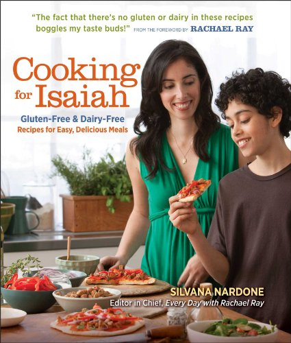 Cooking for Isaiah: Gluten-Free & Dairy-Free Recipes for Easy, Delicious Meals (Peanut Butter Cake Recipe With Cake Mix)