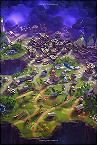 Fortnite - Save The World Map: 2019 Weekly Planner with Note