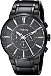 Fossil Chronograph Stainless Steel Watch