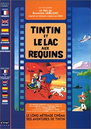 Vignette du document Tintin et le lac des requins
