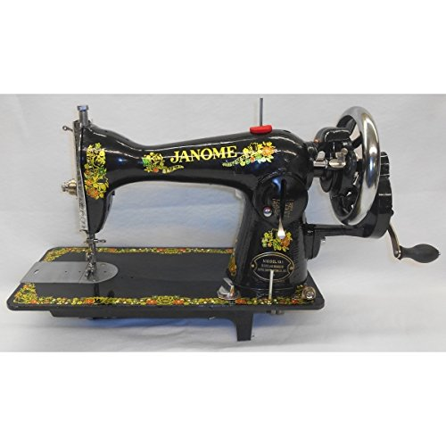Janome 131 Hand Crank Sewing Machine (Janome Manual Sewing Machine compare prices)