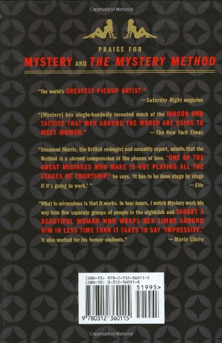The Mystery Method: How to Get Beautiful Women Into Bed: Mystery ...