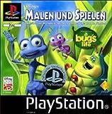 A Bugs Life - Malen und Spielen