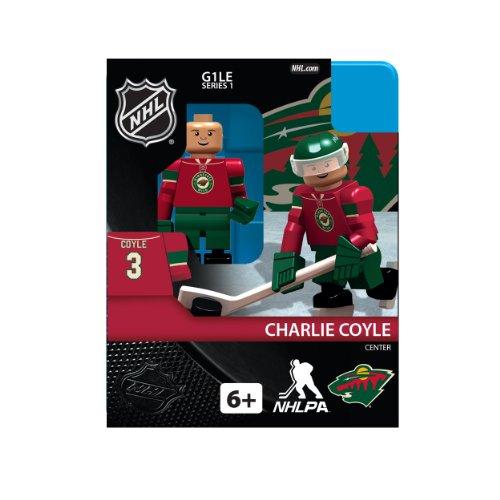 NHL Minnesota Wild Charlie Coyle Generation 1 OYO