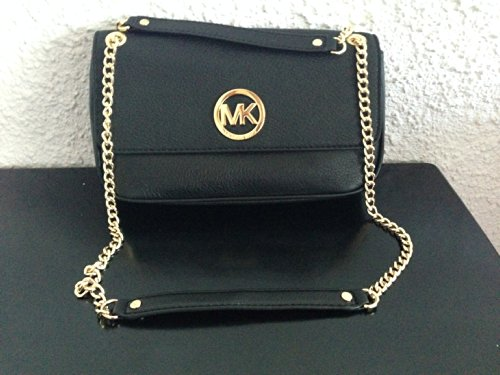 Michael Michael Kors Fulton Small Shoulder Flap Bag 117