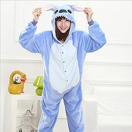 La migliore vendita del 2019 ben noto a piedi scatti di MH-RITA Nuovo inverno donne adulte pigiami pigiami Animali ...