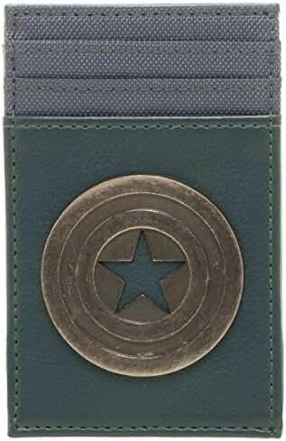 Marvel Avengers Front Pocket Card Wallet