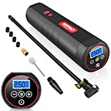 Oasser Mini Air Compressor Portable Tire Inflator Cordless Air Inflator Pump For Cars