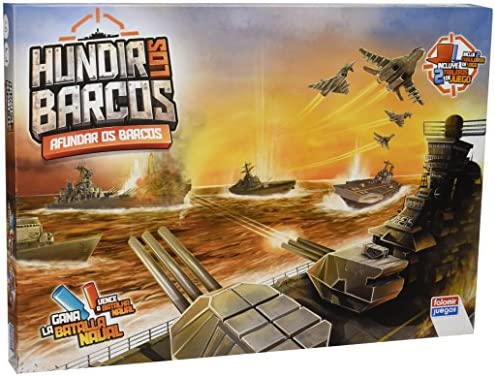 Falomir Hundir los Barcos, Juego de Mesa, Clásicos (646382 ...