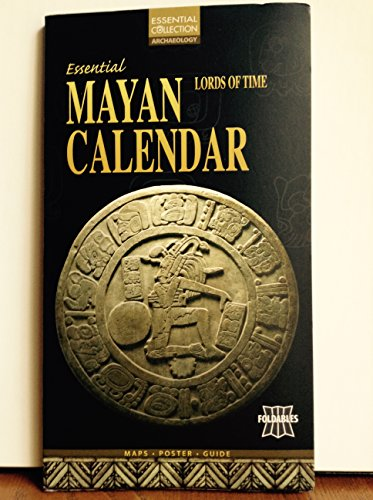 Essential Mayan Calendar Lords of Time [Foldables Book]