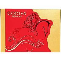 Godiva歌帝梵新年松露形巧克力礼盒(25颗)