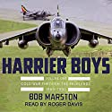 Harrier Boys, Volume 1: From the Cold War Through the Falklands, 1969-1990 Audiobook by Robert Marston Narrated by Roger Davis