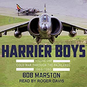Harrier Boys, Volume 1 Audiobook