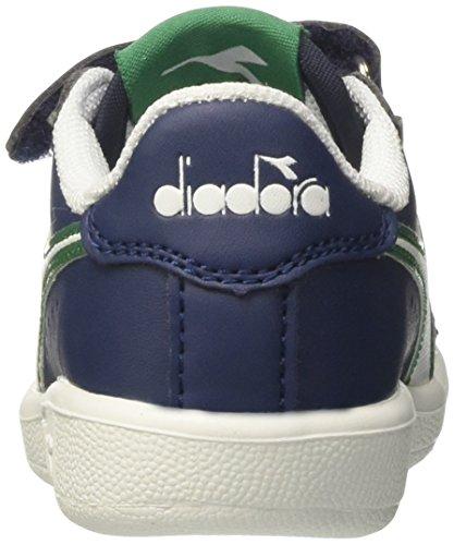 Diadora Jungen Game P I Sneakers Blau (Blu Estate/bianco)