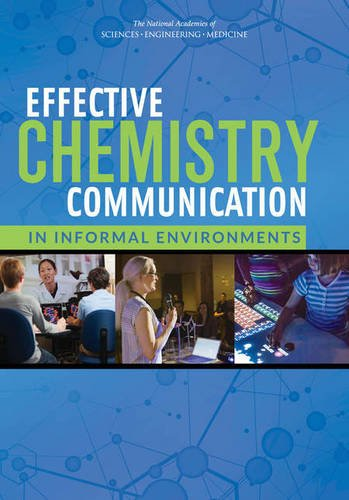 Effective Chemistry Communication in Informal Environments