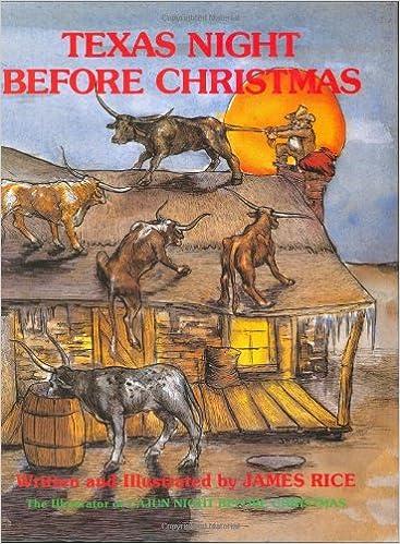 Texas Night Before Christmas (Night Before Christmas Series ...